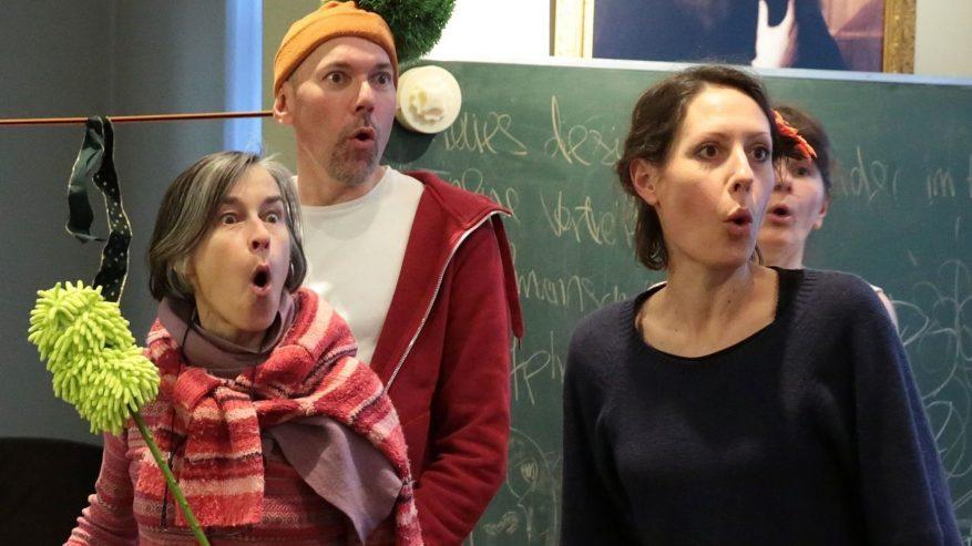 Theater - Un chapeau de paille