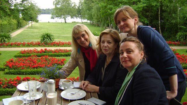 SprachFühstück in der Villa Liebermann